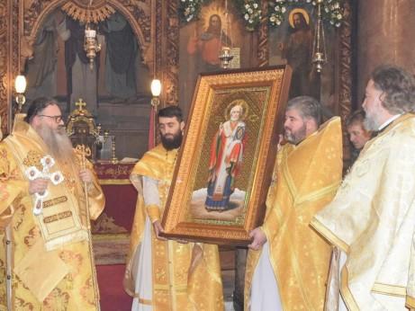 Дар за храма от бесарабските българи в Молдова