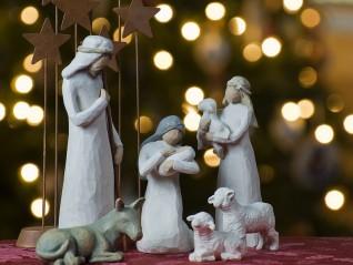 Коледа без грим (+Видео)