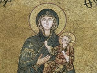 Личността на света Богородица в православното богословие