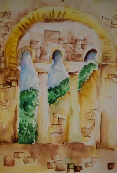 Голямата базилика в Плиска - Валена Христова, 10 г.