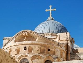 """Обновление на храма """"Възкресение Христово"""" в Йерусалим. Забравеният празник"""