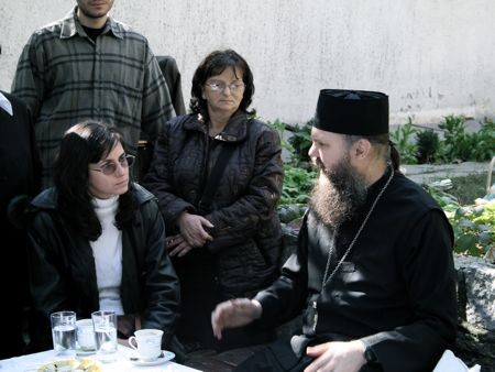 Среща в Духовно-просветния център - Варна   pravoslavie.bg
