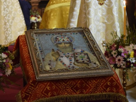 5 декември - Вечерня с акатист към св. Николай Чудотворец