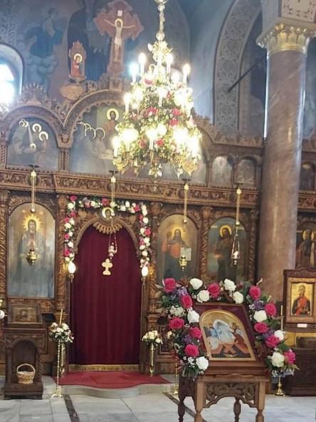 """храм """"Св. Николай Чудотворец"""", Варна, 2 май 2021 г."""