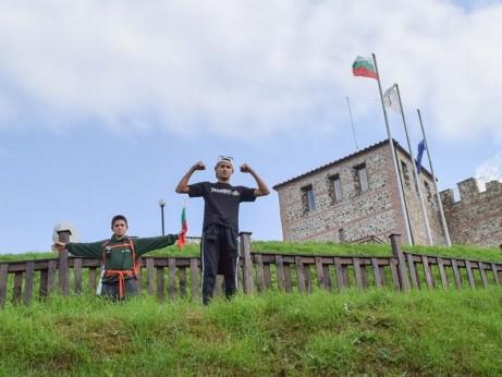 Първата превзета крепост :)