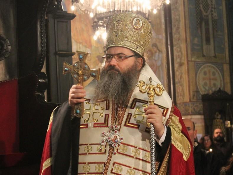 "23 декември 2013 г., катедрален храм ""Успение Богородично"" - Варна"