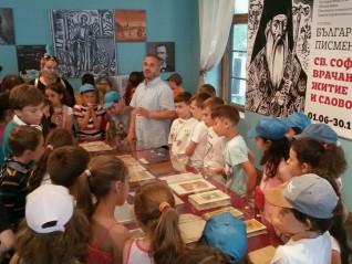Летни уроци в Първото българско училище на Варна