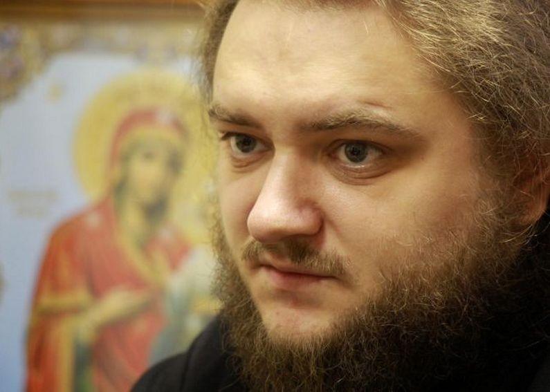 архим. Сава Мажуко, снимка: nikeabooks.ru